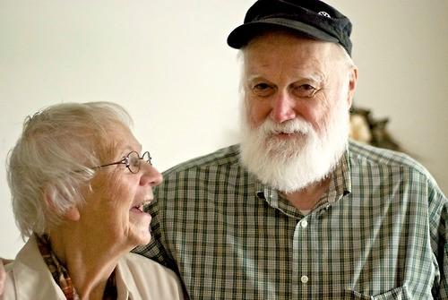 Dick & Mary Gilbert